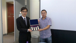 2015-16 (20151120) Academic Seminar - Mr. Xiaofeng Zhao Edward