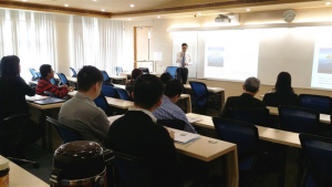 2015-16 (20151214) Academic Seminar - Mr. Kuo Zhang