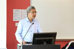 2015-16 (20160408) Guest Lecture - Corporate Governance and Insurance by Mr. Benjamin Tang