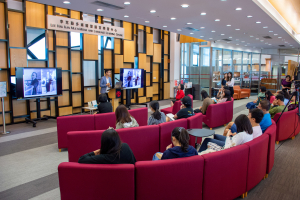The City-wide Activities of Hong Kong Library Festival 2019 at Lingnan University Library (Oct-Nov 2019)
