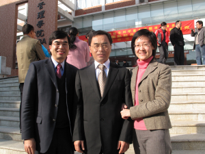 """Kick Off"" Ceremony on Brand Management in Zhongshan University -10 January 2009"
