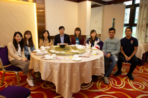 Lunch Gathering for Marketing Students - 25 March 2019