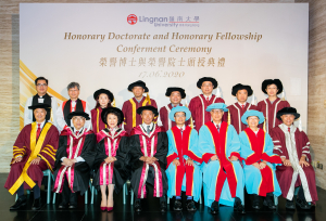 Honorary Doctorate and Honorary Fellowship Conferment Ceremony 2020