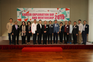 Career Exploration Day and Mentorship 2019 (Jointly organized by HKPASEA and CDC)
