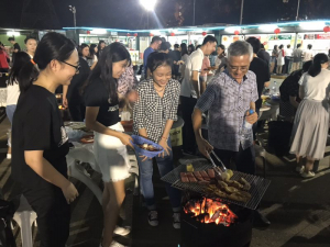BBQ Party (Sep 20, 2018)